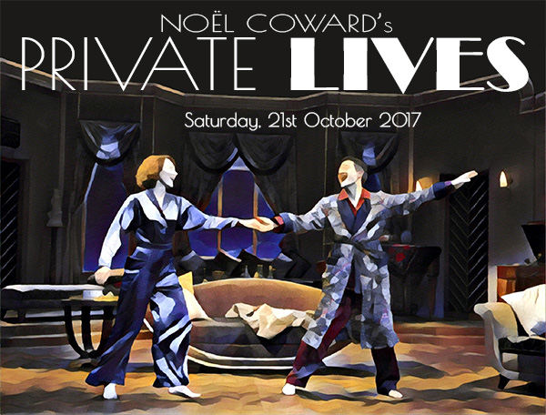 Private Lives, by Noël Coward